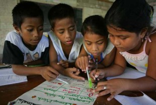 Photos: A brighter future for children in Southeast Asia: Using evidence to improve education