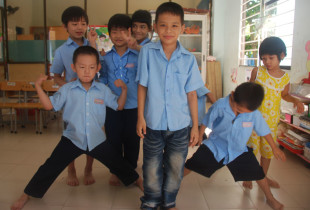 Fighting the stereotypes: disabilities report launch is a big hit in Viet Nam