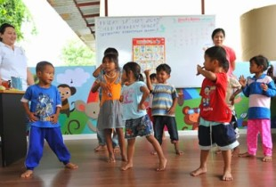 Putting business and child rights on the map in Thailand