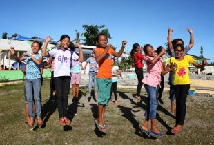 Tacloban builds back better after Typhoon Haiyan
