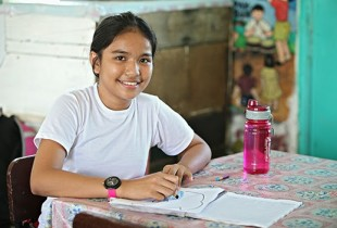 Four months after super Typhoon Haiyan: Accounts of girls and women