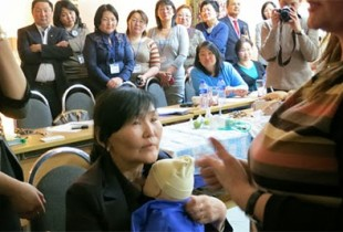 A more promising future for new born babies in Mongolia