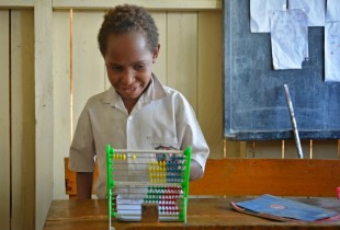 Inspiring Papua's children to go the extra mile for education