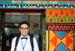 Young people shaping the global agenda