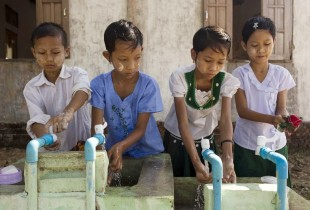 Let's talk openly about defecation and drinking water