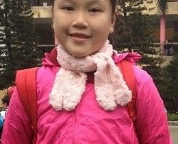 Minh Thu from Viet Nam on children's right to privacy