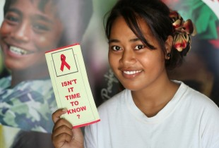 'All In' in Asia-Pacific: supporting adolescents at risk of HIV