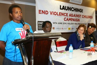 Speaking out to #ENDviolence in Papua New Guinea