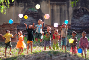 Fighting unfairness for children in Asia-Pacific