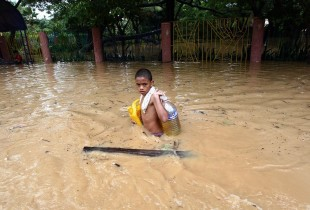 Slow moving disasters: climate change & El Niño