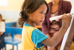 Fighting inequity for children in East Asia and the Pacific