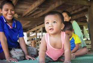 Breastfeeding in Laos: reaching every mother and child