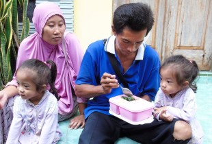 Double burden: childhood stunting and obesity in Indonesia