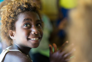 Education in Papua New Guinea: an early start for a better future