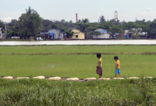 Children, not tourist attractions: keeping families together in Myanmar
