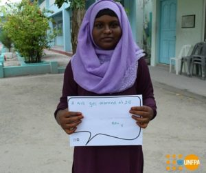 Ruha Maldives Child Marriage