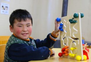 Unfolding potential for every child in Mongolia