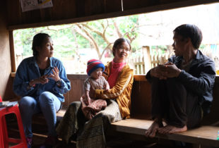 Nutrition efforts to build brighter futures for mothers and babies in Cambodia