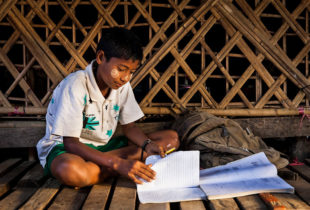 Gaps in education threaten the futures of all children in Rakhine State, Myanmar