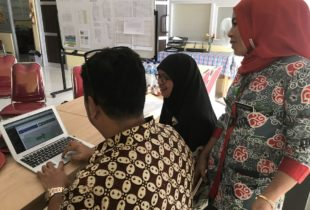 Harnessing real-time data for Indonesia's largest immunization campaign