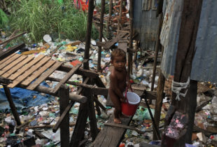 Reaching the urban poor in East Asia and the Pacific