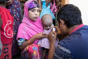 The situation of children in Rakhine State, Myanmar