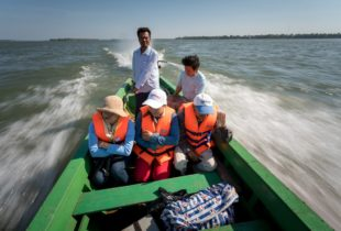 A mission to vaccinate: Cambodian health workers' efforts to reach every child