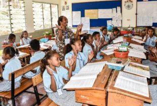 Practicing Positive Disciplines: setting an example for teachers in Timor-Leste