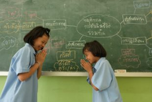 Breaking barriers for migrants in Thailand