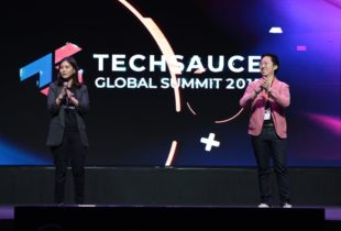 Changemakers, blockchain, and tech for good: starting new conversations at Techsauce