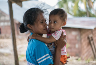Complementary Feeding and Maternal Nutrition in Indonesia