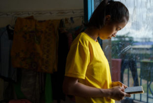 Six ways tech can help end gender-based violence