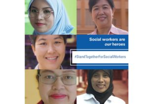 Valuing social workers as the heroes they are – Launching the Positive Perceptions Campaign