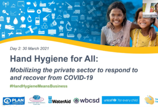 Mobilizing the business sector for Hand Hygiene for All across Asia-Pacific