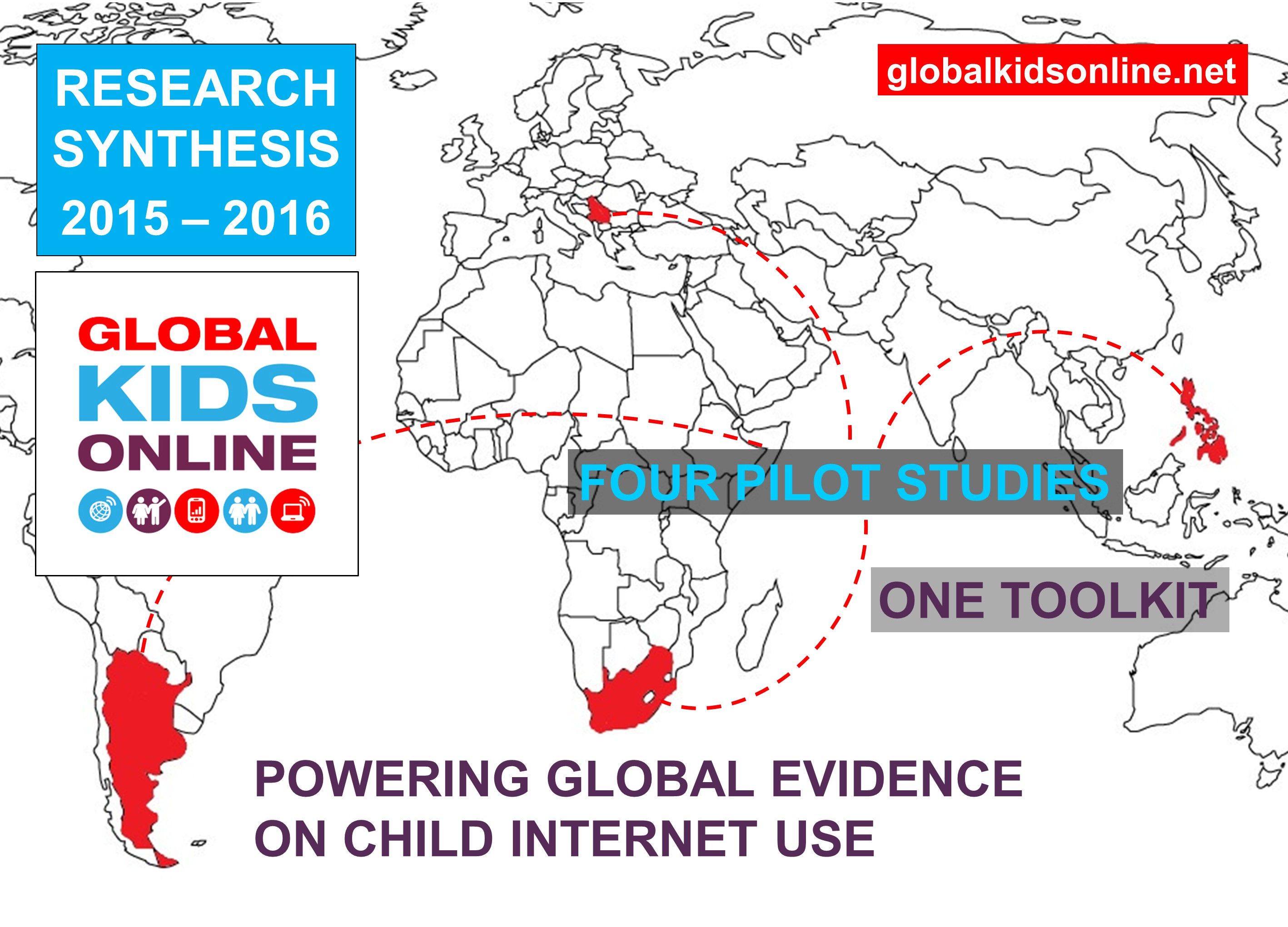 Global Kids Online is a new online research partnership which aims to support high quality research on child internet use all over the world.