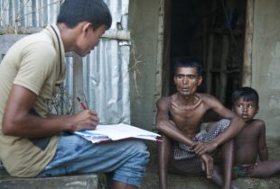 The social realities of making evidence matter in development