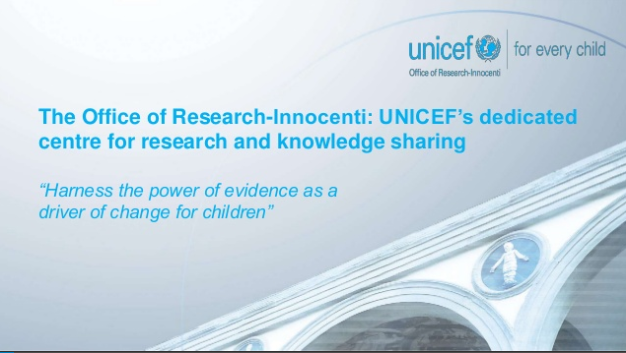 Presentation: UNICEF Innocenti - Fiscal Policy & Equity in Uganda + Equity in education finance for children