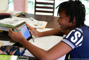 COVID-19 and education: The digital gender divide among adolescents in sub-Saharan Africa
