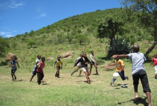 How sport can help keep children engaged during COVID-19: Innovations by South African S4D organizations