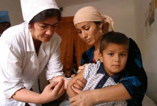 How will COVID-19 disrupt child well-being in Southern and Eastern Europe and Central Asia?
