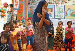 Bright Beginnings: Community-Based Early Childhood Education in Rural Bangladesh