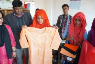 Promising Futures: Vocational training programme in rural Bangladesh