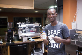 Deaf Can! Coffee: empowered youths brewing a thriving business