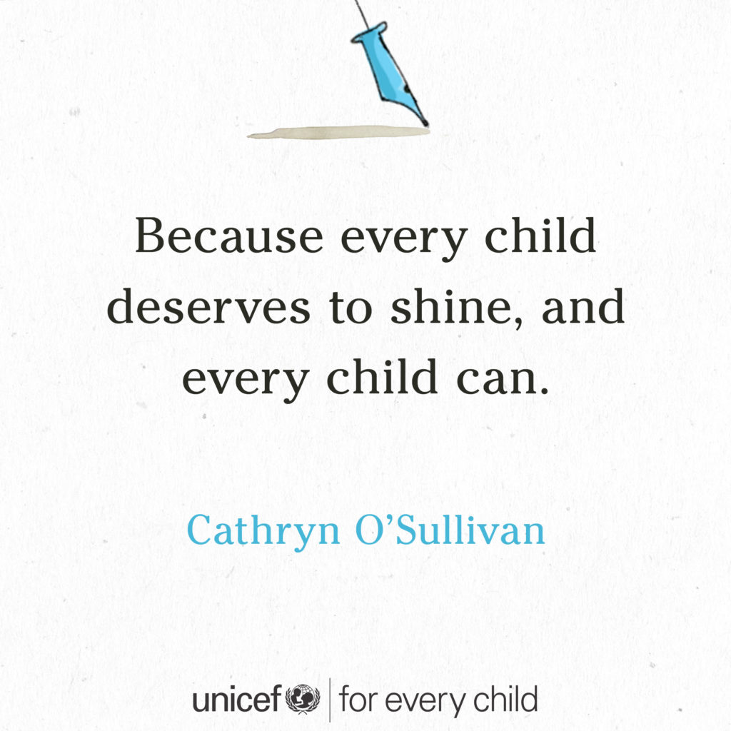 cathryn o'sullivan tiny story for every child