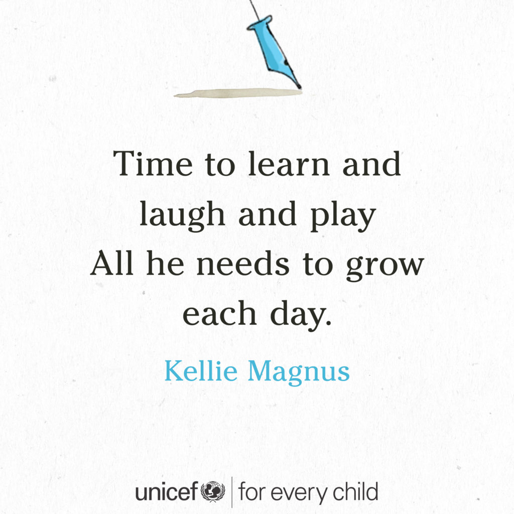 kellie magnus tiny story for every child