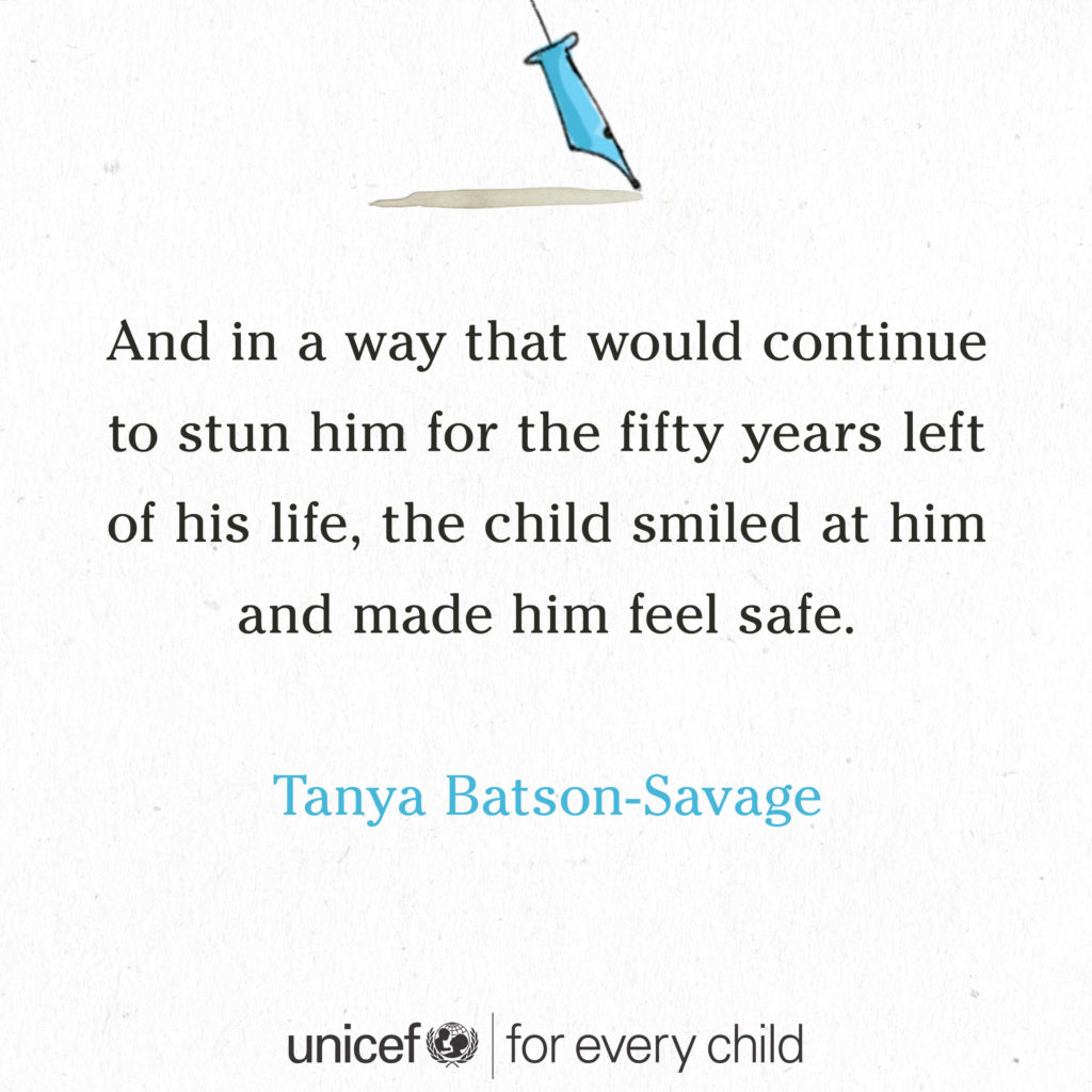 tanya-batson savage tiny story for every child
