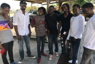 PMI youths helping to end violence in their communities
