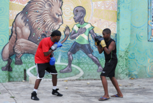 Helping Jamaican children fight for a better future