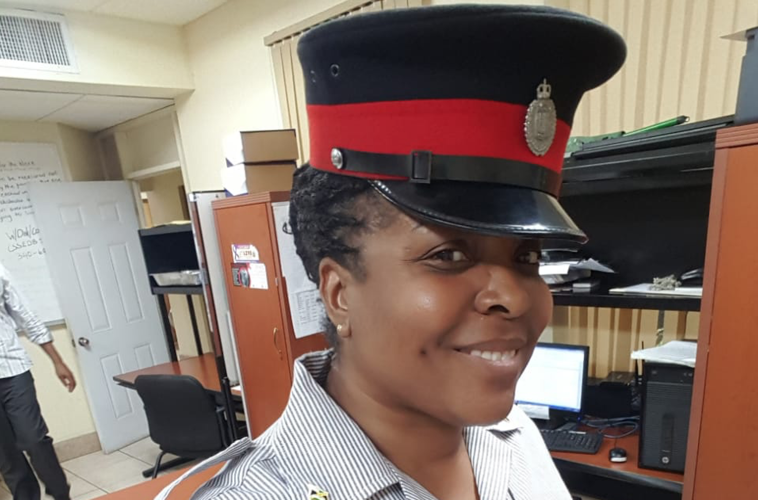 Sergeant Janet Williams-Richards child justice guidelines jcf