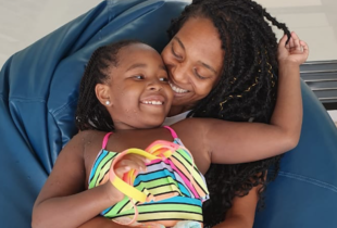 Bathroom conversations: how we found my child's safe space, and you can too